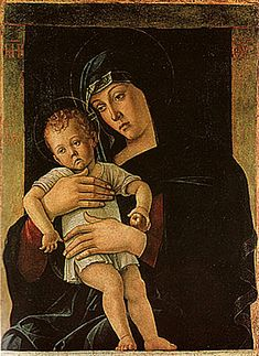 Giovanni Bellini Italian Early Renaissance Painter Greek Madonna c