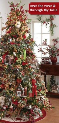 2014 Christmas Decorating Ideas   2014 RAZ Aspen Sweater Christmas Decorating Ideas_022