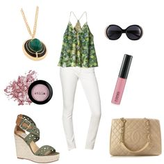 Prints Blossoming.... Spring Fever!!, created by i-found-a-secret on Polyvore