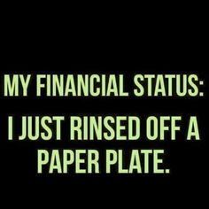 That pretty much sums it up. Single Parent Quotes, Single Parenting, Money Humor, Broken People, Broken Quotes, Lol, Struggle Is Real, Money Quotes, Fml Quotes