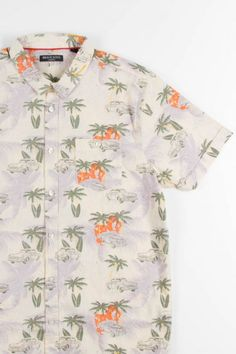 e20f67e8eb Button Up Shirts - 80s & 90s Button Up Shirts from $19.99 | Ragstock.com