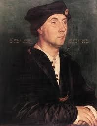 Thomas Cromwell as a young man.