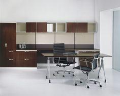 Private Office Desk Option