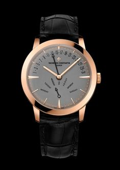 Vacheron Constantin Patrimony Contemporaine Bi-Retrograde for Dubail Paris 20-piece limited edition
