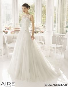 Abiti da sposa grazia di bella acireale