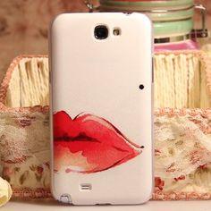 Fancy - Samsung Galaxy Note 2 Case, Love Kiss Samsung Galaxy Note 2 Case For Your Samsung Galaxy Note 2 on Luulla