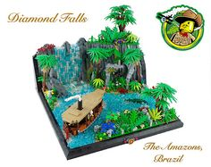 Smell the adventure in the jungle air!
