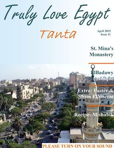 Truly Love Egypt is a free monthly travel online magazine; ezine