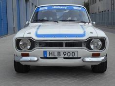 Ford Escort Anni 70.Ford Escort Mk1 Venta De Vehiculos Y Coches Clasicos The Only
