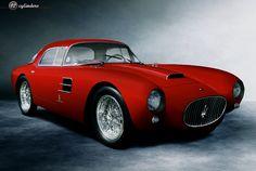 Pinin Farina Maserati A6 GCS/53 Berlinetta, 1953