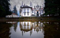 Solar (ou Palácio) de Mateus, Vila Real. Tras-os-Montes, Portugal | Flickr – Compartilhamento de fotos!