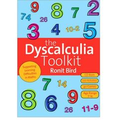 Collection of 200 teaching activities & 40 games to use with pupils who struggle with maths, based on the author's experience in schools, working with dyslexic, dyspraxic & dyscalculic pupils.The toolkit covers: early number work with numbers under 10, basic calculations with numbers above 10, place value, times tables, multiplication & division. The activities can be used with individuals, pairs or small groups, & the CD-rom accompanying the book contains printable & photocopiable resources...