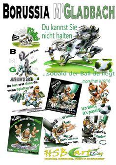 Borussia cartons