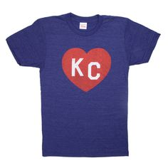 KC HEART | NAVY BLUE – Westside Storey
