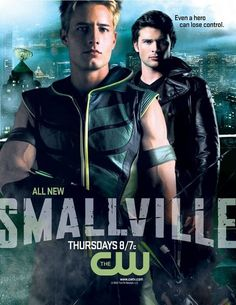 Oliver Queen. The actor that plays him  in Smallville (one of my all time favorite shows) looks like my cousin Nick ..don't you think, Terri?