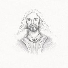 © Mateusz Rasiński Sketch Character Design