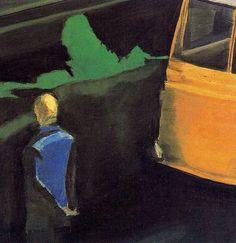 Luc Tuymans, Solitude, 1990