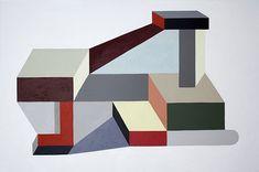 Nathalie Du Pasquier   painting