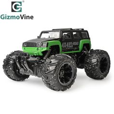 $60.45 - Nice GizmoVine RC Car 2.4G 1:16 Scale Rock Crawler Car Supersonic Monster Truck Off-Road Vehicle Buggy Electronic Toy For Kids Gift - Buy it Now! Check more at http://kidshopglobal.com/kids-and-baby-shop-online/toys-and-hobbies/remote-control-toys/rc-cars/gizmovine-rc-car-2-4g-116-scale-rock-crawler-car-supersonic-monster-truck-off-road-vehicle-buggy-electronic-toy-for-kids-gift/