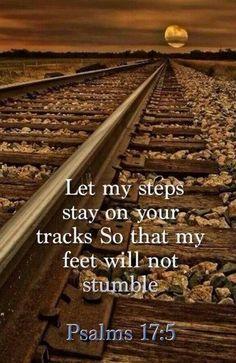 Psalms 17:5
