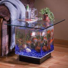 mesita con pecera : ... peceras Aquariums & fishbowls Aquarien en Pinterest Pecera