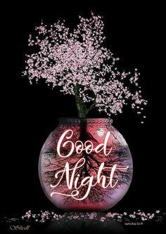 Good Night Beautiful, Good Morning Beautiful Flowers, Cute Good Night, Good Night Gif, Good Night Sweet Dreams, Day For Night, New Good Night Images, Good Night Love Quotes, Good Night Greetings