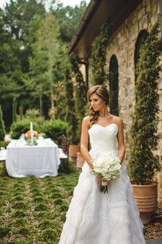 Italian Inspired Wedding Ideas | photography by http://spindlephotography.com