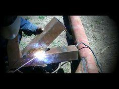 Estufa Rocket en 30 minutos - YouTube
