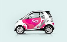 FLEX creative by Adrian Knopik  , via Behance