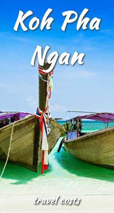 Travel costs for Koh Pha Ngan