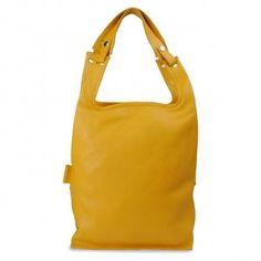 Supermarket bag L (curry)
