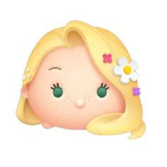 Happy Rapunzel | Disney Tsum Tsum Wiki | FANDOM powered by Wikia Princess Daisy, Princess Rapunzel, Princess Aurora, Disney Princess, Tangled Rapunzel, Disney Tangled, Tsum Tsum Toys, Disney Tsum Tsum, Tsum Tsum Princess