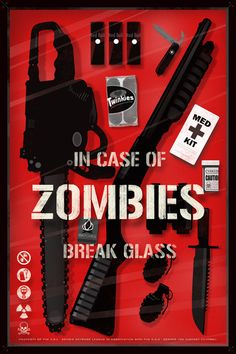 Zombie Emergency Kit
