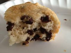 Hives in the Kitchen: Allergy Free Chocolate Chip Muffins