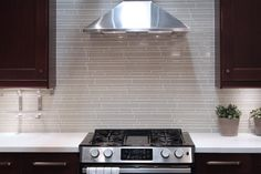 Contemporary Kitchen Tile - contemporary - kitchen tile