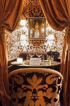 #restaurant #blackandwhite #design #frenchstyle