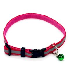 Adjustable Dog/Cat Collar with a Bell | TRAITS