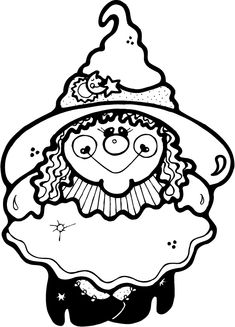 Free Halloween Coloring Pages pumpkin | Printables | Pinterest ...