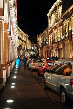 La ciudad más bonita Zacatecas