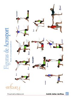 Pirámides/Figuras de Acrosport por número de componentes y niveles Acro Yoga Poses, Kids Yoga Poses, Yoga Moves, Yoga For Kids, Couple Yoga, Gymnastics Routines, Gymnastics Quotes, Partner Yoga, Cheer Stunts