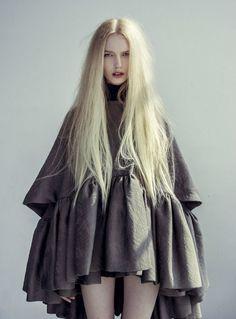 Irina Shipunova by Joseph Paradiso + Yuki.