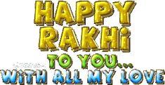 raksha bandhan gif, raksha bandhan wishes Raksha Bandhan Pics, Happy Raksha Bandhan Wishes, Happy Rakhi, Happy Rakshabandhan, Meaningful Words, Brother, Love You, Messages, Krishna