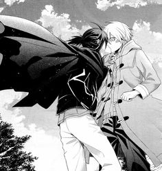 Nezumi x Shion   No.6 #manga
