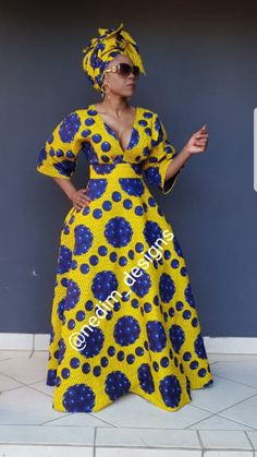 Ankara Dresses @nedim_designs +27829652653 Long African Dresses, Ankara Long Gown Styles, Latest African Fashion Dresses, African Print Dresses, Dress Styles, Ankara Styles, African Wedding Attire, African Attire, African Wear