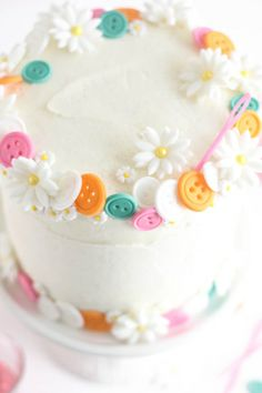 BLOG Bird's Party: 30 Amazing Birthday Cakes to Make at Hom...