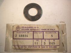 048834 Spacer/ Distans bricka 15X32X1.5 via EHR  Motor - Reservdelar till Gilera Touring, Piaggio Ciao. Click on the image to see more!