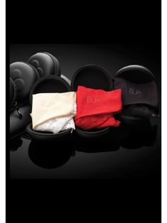 MyBup travel kit with 3 sexy travel- and spare panties