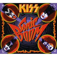 Sonic Boom [Box] by Kiss (CD, 3 Discs, Kiss Records) for sale online Kiss Records, Vinyl Records, Heavens On Fire, Kiss Online, This Magic Moment, Detroit Rock City, Kiss Band, Rock Artists, Musica