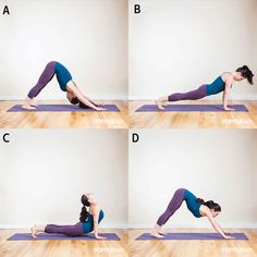 Yoga for Runners: Sun Salutations - Shape Magazine