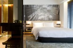 Amazing Dixon House Suite Master Bedroom Design : Fancy Stylish East Hotel Interior Design Master Bedroom Design